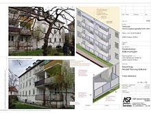Bauhausplatz_Modell-Planung-Balkone